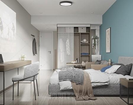 杭州舒湾公寓装修设计