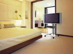 酒店装修电视机的摆放禁忌