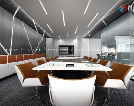 新金穗大厦办公室装修