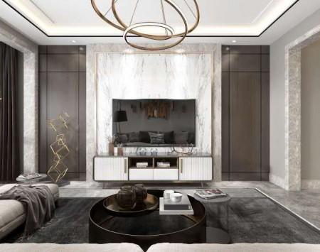 现代简约风格室内装修设计