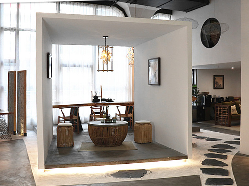上海亭颐建筑室内设计有限公司