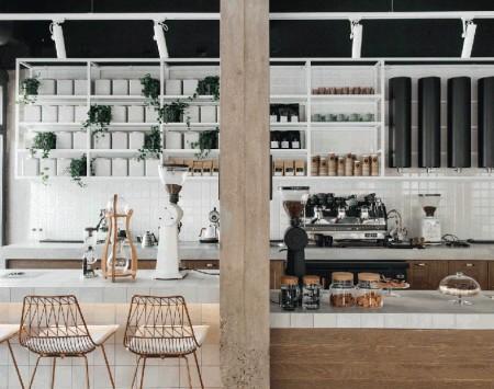 上海咖啡厅装修设计