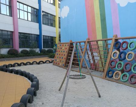 幼儿园装修设计风格