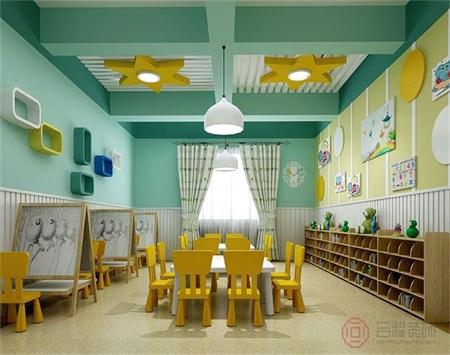 婴幼园教育空间装修