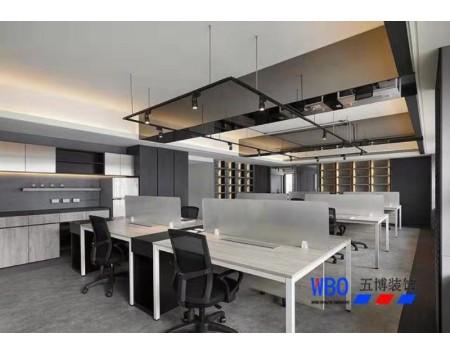 安徽中建建设工程有限公司办公室装修设计方案