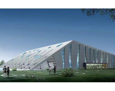 清远技术学院体育中心