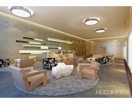 温馨清新-绿瘦公司办公室设计方案