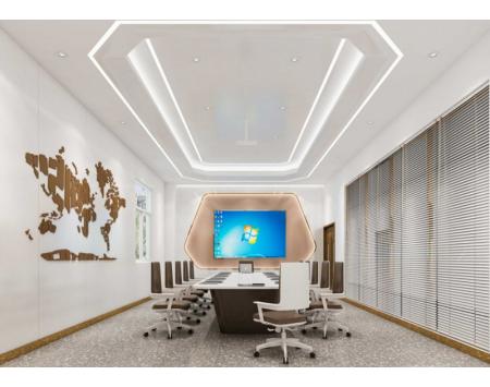现代会议室装修