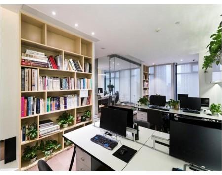 现代风格办公室装修案例