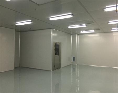 北京奕瑞新材料厂房装修设计图