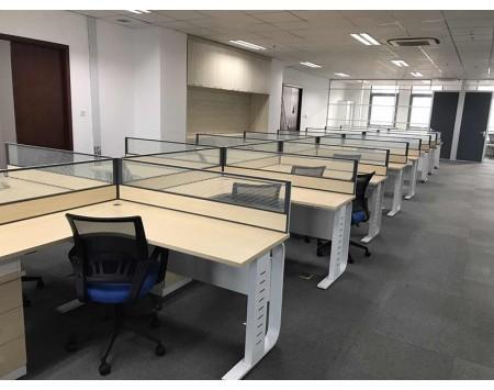 办公室装修设计案例图