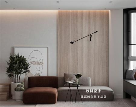 86平简约复式室内空间装修设计