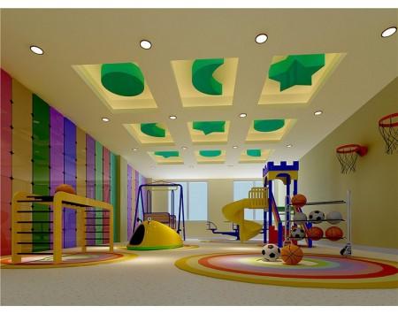 幼儿园装修设计案例