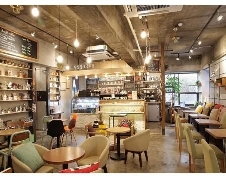 咖啡馆装修设计效果图