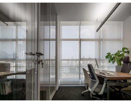工业风办公室装修设计案例
