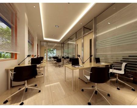 办公楼装修设计案例
