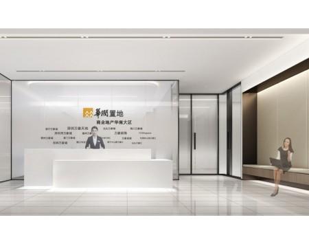 华润置地-深圳大冲22楼办公室