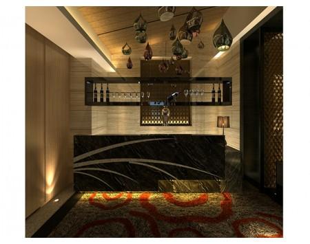 酒店装修设计案例风格图