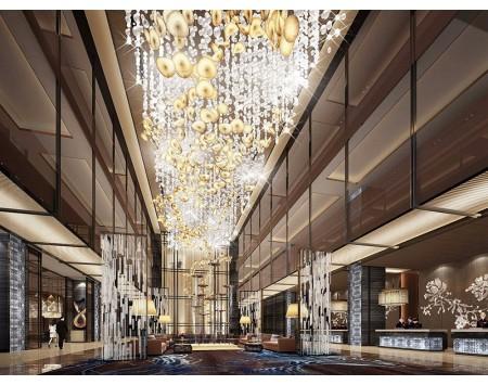 酒店装修设计风格效果图