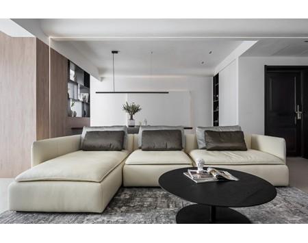 现代二居大宅 设计充满高级感