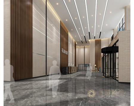 新疆克拉玛依石油大厦办公楼