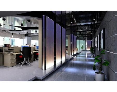 云南电子商务办公室装修设计(凯通集团)