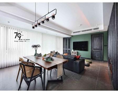 现代风格家装装修设计效果图