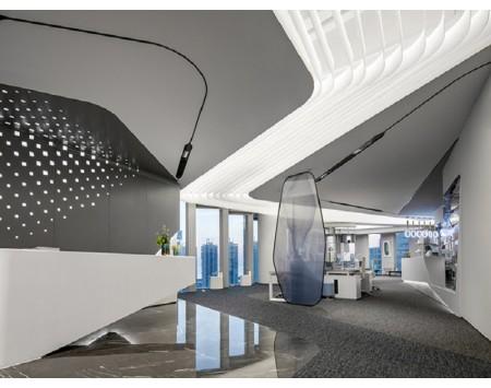 现代风格办公室装修设计风格