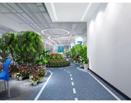 苏州办公室装修设计案例