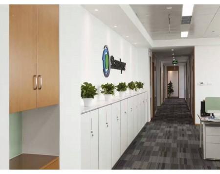 简约风格办公室装修设计风格