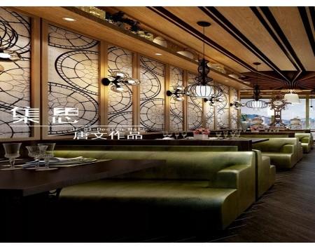 西餐厅装修设计效果图