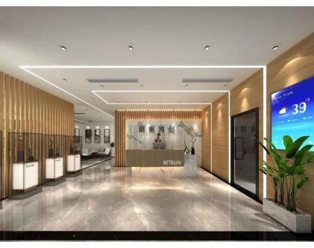 湖南办公室装修设计