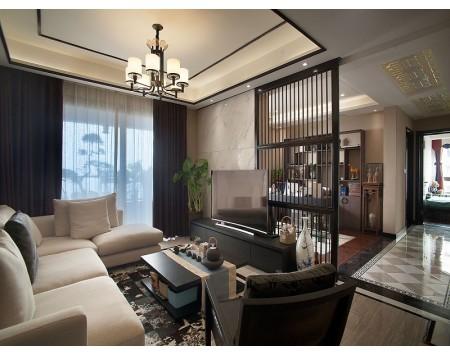 现代家装装修设计效果图